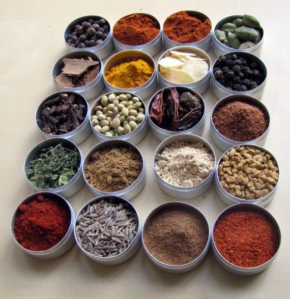 Ethiopian Spicy Food